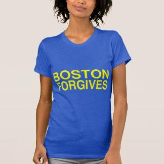 T-shirt Boston pardonne