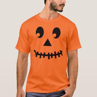 T-shirt Bouche Jack-o'-lantern de tirette