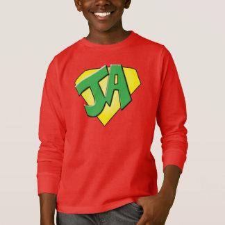 T-shirt Bouclier d'Attaque-coffre de Jack