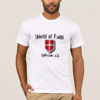 T-shirt Bouclier de la foi, 6h16 d'Ephesians