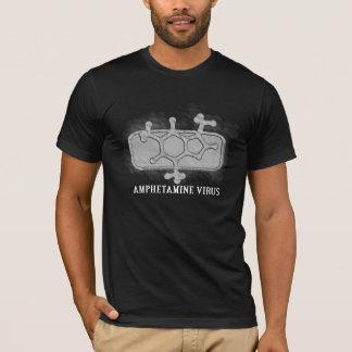 T-shirt Bouclier de relief poids du commerce de caféine