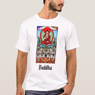 T-shirt Bouddha, Bouddha