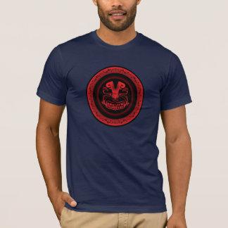 T-shirt Boudine de crête de Vanwizle