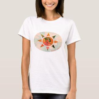 T-shirt Bouganvillées