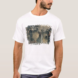 T-shirt Boule chez le Barriere