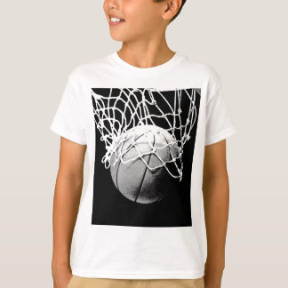 T-shirt Boule de basket-ball