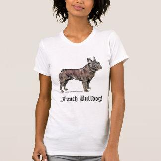 T-shirt Bouledogue français !