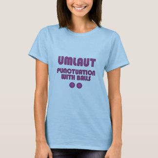 T-shirt Boules de tréma (rose)