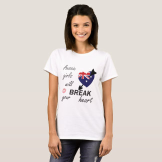 T-shirt Bourreau des coeurs australien