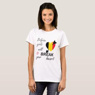 T-shirt Bourreau des coeurs belge