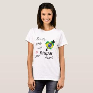 T-shirt Bourreau des coeurs brésilien