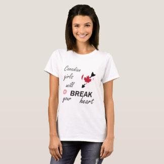 T-shirt Bourreau des coeurs canadien