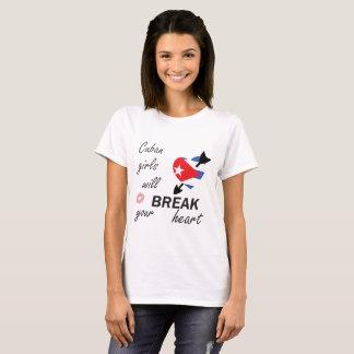 T-shirt Bourreau des coeurs cubain