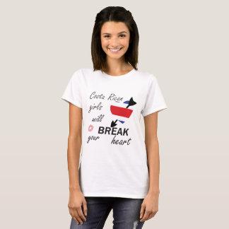 T-shirt Bourreau des coeurs de Rican de côte