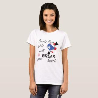 T-shirt Bourreau des coeurs portoricain