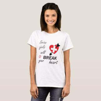 T-shirt Bourreau des coeurs suisse