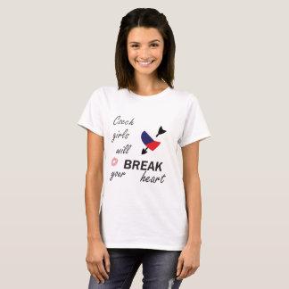 T-shirt Bourreau des coeurs tchèque