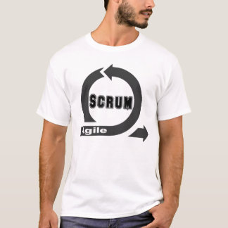 T-shirt Bousculade agile