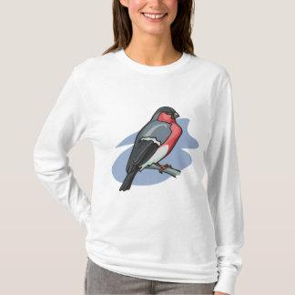 T-shirt Bouvreuil d'oiseau