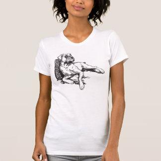 T-shirt boxeur