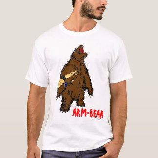 T-shirt Bras-BearFed