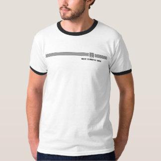 T-shirt Brasserie actuelle bleue - Stripey