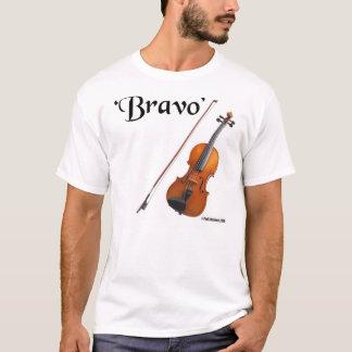 T-shirt Bravo