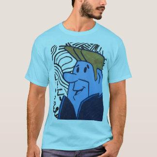T-shirt Bravo de prise de bec