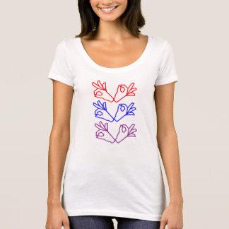 T-shirt BRAVO, exceptionnel, excellent, gestes