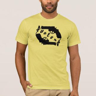 T-shirt Bravoure - revolver