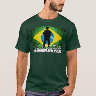 T-shirt Brésilien Jiu Jitsu - icône brésilienne T de BJJ