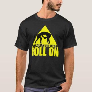 T-shirt Brésilien Jiu Jitsu - petit pain sur la triangle T