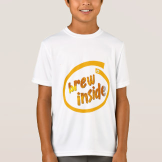 T-Shirt Brew à l'intérieur