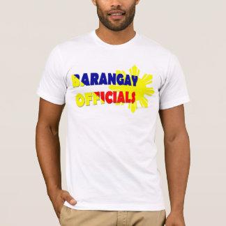 T-shirt Brgy. avec le soleil