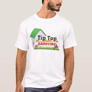 T-shirt Bricoleurs supérieurs Merch de bout