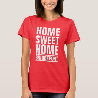 T-shirt Bridgeport, maison de bonbon à maison