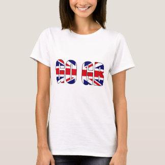 T-shirt BRITANNIQUE de cric des syndicats de