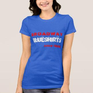 T-shirt Broadway Blueshirts depuis 1926