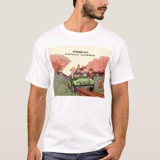 T-shirt Brochure de ventes de Citroen 2CV