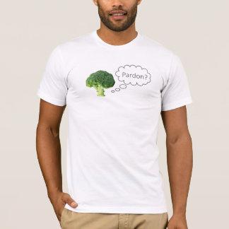 T-shirt Brocoli avec condescendance
