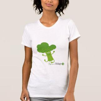 T-shirt Brocoli T de Roni'sWeigh