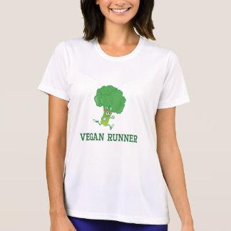 T-shirt Brocoli végétalien de coureur