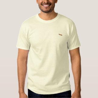 "T-shirt Brodé 1"" avion"