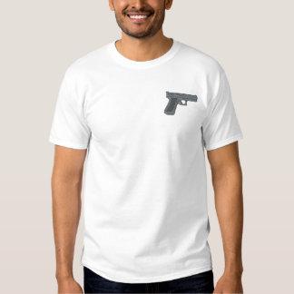 T-shirt Brodé #4 Semi-automatique