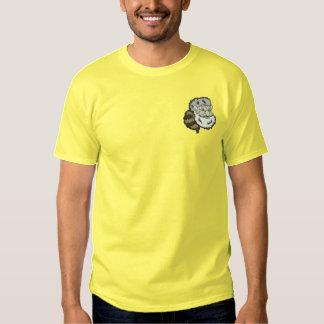 T-shirt Brodé Alpiniste