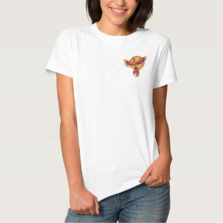 T-shirt Brodé Augmentation de Phoenix
