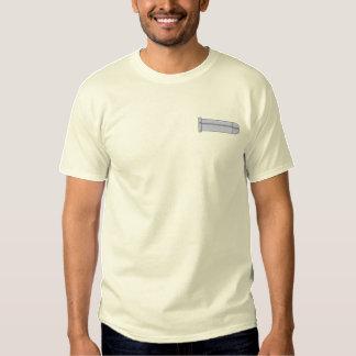T-shirt Brodé Balle argentée