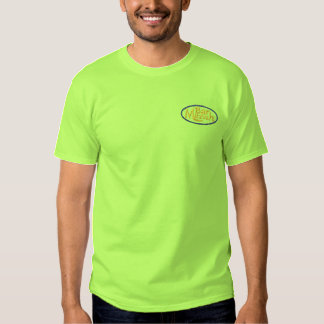 T-shirt Brodé Barre Mitzvah