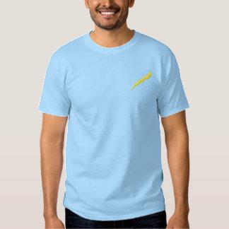 T-shirt Brodé Boulon de foudre