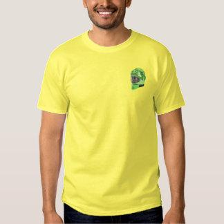 T-shirt Brodé Casque de gardien de but